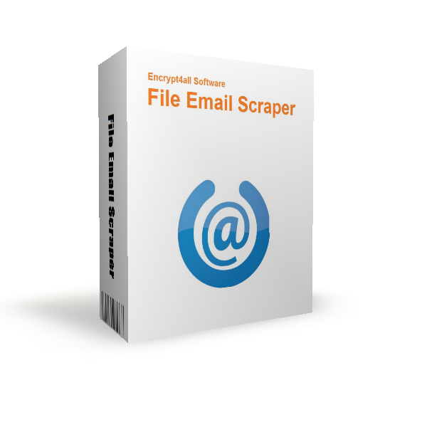 File Email Scraper box